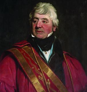 John Bacon Sawrey Morritt British politician