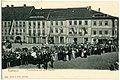 04586-Kamenz-1903-Forstfestzug auf dem Markt-Brück & Sohn Kunstverlag.jpg