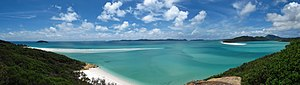 Whitsunday Islands - Image: 06. Whiteheaven Beach