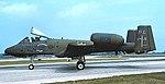 103d Tactical Air Support Squadron OA-10A Thunderbolt II.jpg