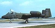 103d Tactical Air Support Squadron OA-10A Thunderbolt II