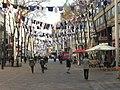 1060 1070 Mariahilfer Straße - Junge Wiener Wirtschaft aktiv -opfert ihr letztes Hemd für Wien 2015 IMG 1559.jpg