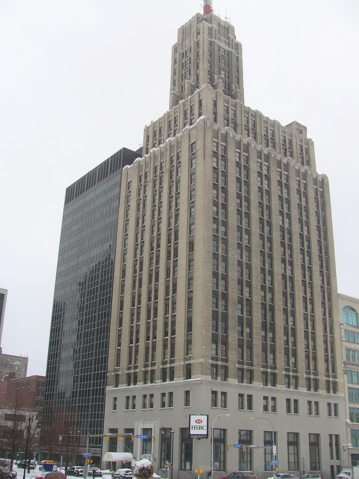 City Of Lafayette >> Rand Building - Wikipedia