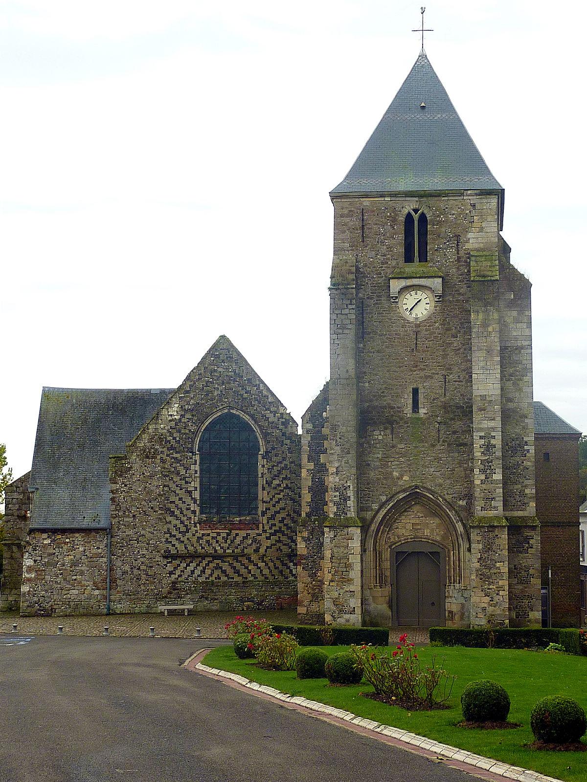 Église Saint-Mart...