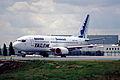 144di - TAROM Boeing 737-38J, YR-BGD@CDG,10.08.2001 - Flickr - Aero Icarus.jpg