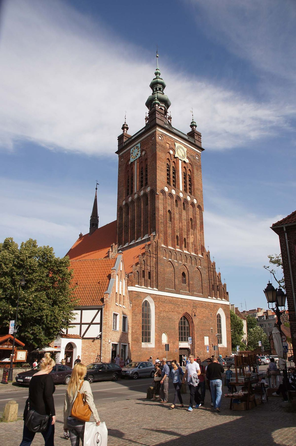 Kirchen In Danzig