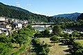 150606 Kiso River view from Momosuke Bridge Nagiso Nagano pref Japan01s3.jpg