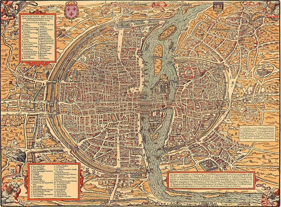 1575 Belleforest x