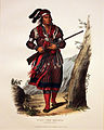 1833 Catlin Tuko-See-Mathla, Seminole Chief anagoria.jpg
