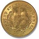 1849 Реверс золотого доллара I типа.jpg