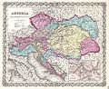 1855 Colton Map of Austria, Hungary and the Czech Republic - Geographicus - Austria-colton-1855.jpg