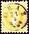 1869 2kr zitronengelb KK Graz 406 Mi35Ia.jpg