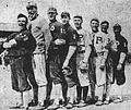1913 Portland Beavers pitching staff.jpeg