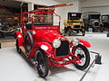 1919 Peugeot Type 153 Voiture Incendie photo 2.JPG