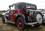 1933 Salmson S4C faux cabriolet at Montlhéry 2.jpg