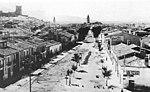 1940~. Villena. Avenida de la Constitución hacia el S.jpg