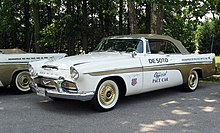 Pace Car 1956