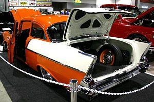 Chevrolet 150 - 1957 Chevrolet 150 2-Door Sedan