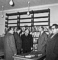 1958 visite du Ministre de l'agriculture au CNRZ-3-cliche Jean Joseph Weber.jpg