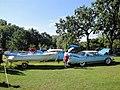 1960 Plymouth Fury & 1959 Herter's Flying Fish (6087243403).jpg