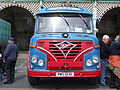 1977 Foden flatbed S39 lorry (PWS 123S), 2009 HCVS London to Brighton run.jpg