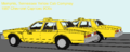 1987 Chevrolet Caprice Memphis Yellow Cabs.png