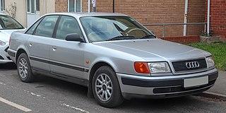 Audi 100 Car model