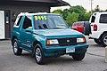 1995 Suzuki Sidekick JX (35551573391).jpg
