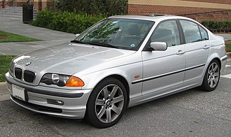 BMW 3 Series (E46) - Image: 1998 2001 BMW 328i sedan
