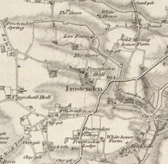 19th Century Map of Frostenden.png