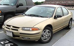 Chrysler Cirrus - 1996 Dodge Stratus ES