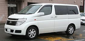 nissan elgrand wikip dia. Black Bedroom Furniture Sets. Home Design Ideas