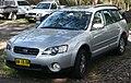 2003-2006 Subaru Outback 2.5i station wagon (2008-09-17) 01.jpg