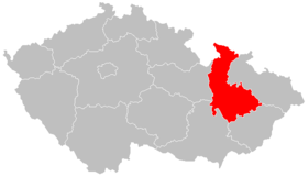 Image illustrative de l'article Région d'Olomouc