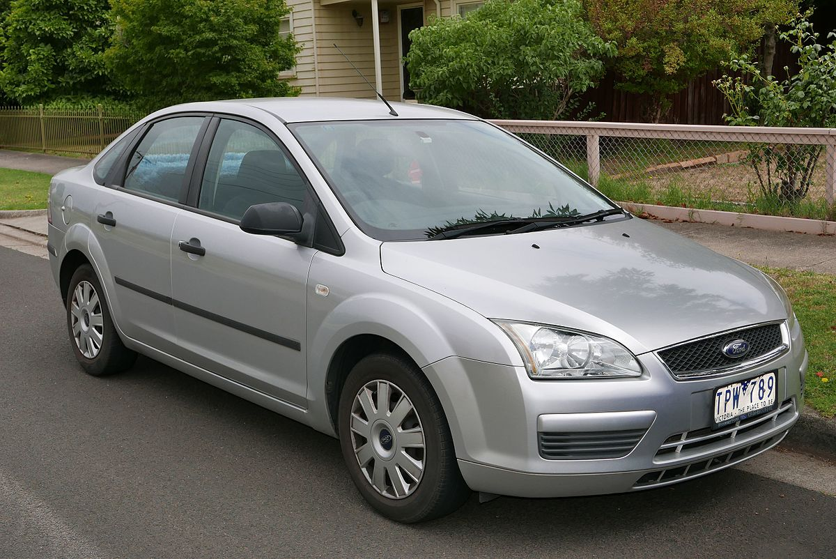Ford focus 2 volvo s40