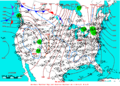 2006-01-26 Surface Weather Map NOAA.png