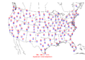 2006-06-27 Max-min Temperature Map NOAA.png