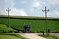2006-07-26 - 29 - Road Trip - Day 03 - United States - Iowa - Dyersville - Field of Dreams - Truck 4888557277.jpg