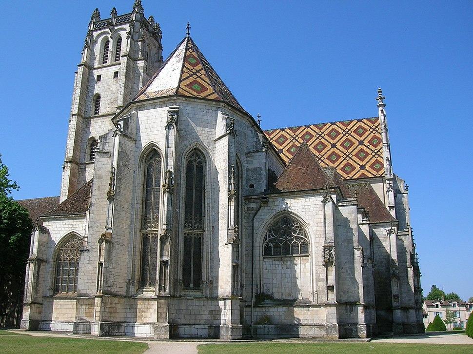 200606 - Eglise de Brou - arrière 1