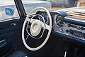 """2007-07-15 Lenkrad und Armaturenbrett eines Mercedes-Benz W 113 """"Pagode"""" IMG 3075.jpg"""