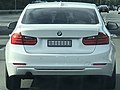 2007 Queensland registration plate TII111 vanity on BMW.jpg
