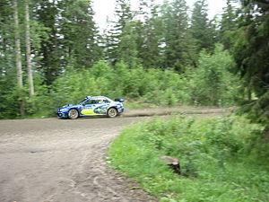 2007 Rally Finland shakedown 15.JPG