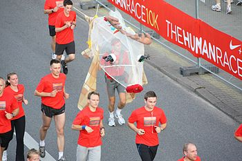 The Human Race 10k 2008, Warsaw, Poland