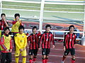 2008 Prince Takamado Cup U-18, quarterfinal.jpg