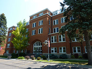 Mankato, Minnesota - Old Main, Bethany Lutheran College