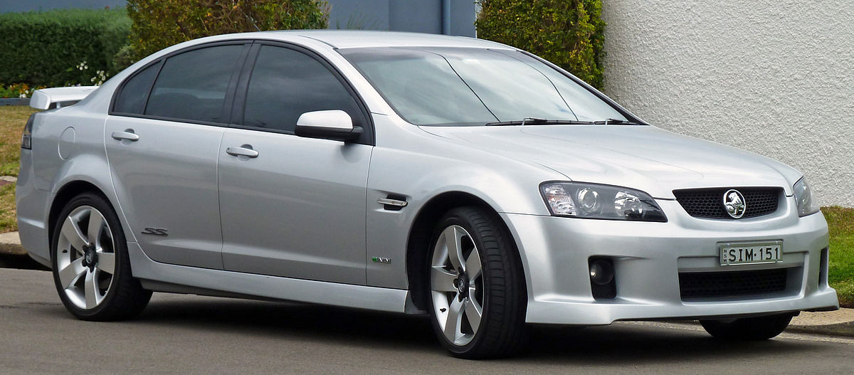 Holden Commodore Wikipedie