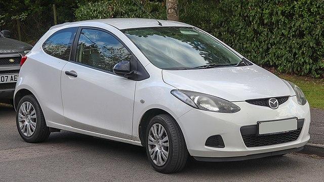 2 (DE) - Mazda