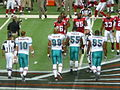 2009 Miami Dolphins team captains.jpg