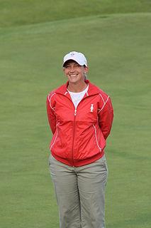Angela Stanford American professional golfer