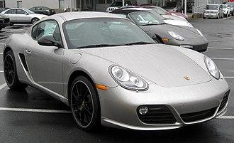 Porsche Boxster/Cayman - 2011 Porsche Cayman S
